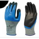 Werkhandschoenen showa 376 s-tex L
